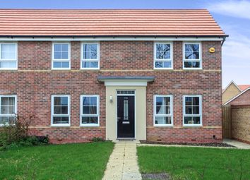 Thumbnail 3 bedroom semi-detached house for sale in South View, London Road, Peterborough