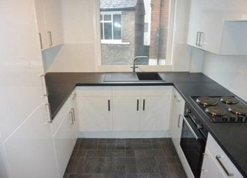 Thumbnail 2 bed flat to rent in Lowthian Street, Preston