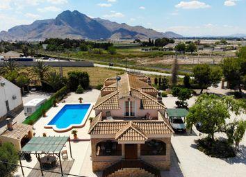 Thumbnail 4 bed country house for sale in Valencia, Alicante, Callosa De Segura
