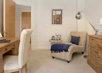 Thumbnail 2 bed flat for sale in 14 Churchfield Road, Walton On Thames, Walton-On-Thames
