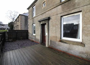Thumbnail 2 bed flat for sale in Fairfield Crescent, Selkirk