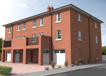 Thumbnail 2 bedroom town house for sale in The Circus, Spaldin