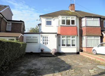 4 bed semi-detached house for sale in Bullescroft Road, Edgware HA8