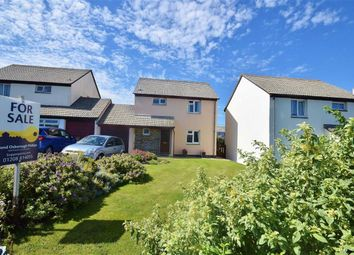 Thumbnail 3 bed link-detached house for sale in Westground Way, Tintagel, Cornwall