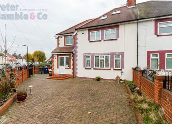 Thumbnail 5 bed semi-detached house for sale in Lily Gardens, Wembley, Greater London