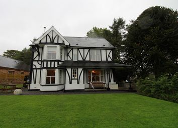 Thumbnail 5 bed detached house for sale in Union Street, Tredegar