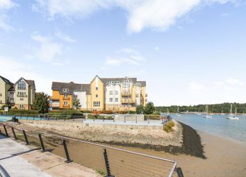 Thumbnail 4 bed flat for sale in Rivermead, St. Marys Island, Chatham