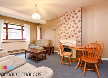 Thumbnail 3 bed flat to rent in Poynders Gardens, London