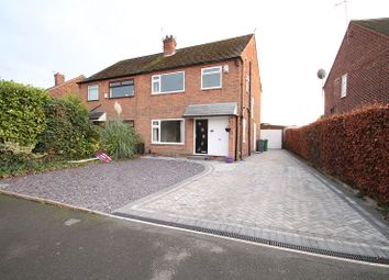 Thumbnail 3 bed semi-detached house to rent in Cranleigh Drive, Brooklands, Sale