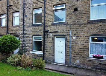 Thumbnail 1 bedroom terraced house to rent in Holmfirth Road, Meltham, Holmfirth