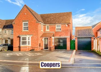4 bed detached house for sale in Constance Close, Binley, Coventry CV3