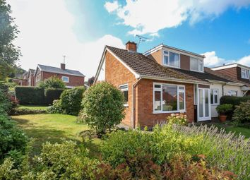 Thumbnail 3 bed semi-detached house for sale in Wessex Drive, Cheltenham