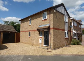 Thumbnail 4 bed detached house for sale in Foxgloves, Deeping St. James, Peterborough