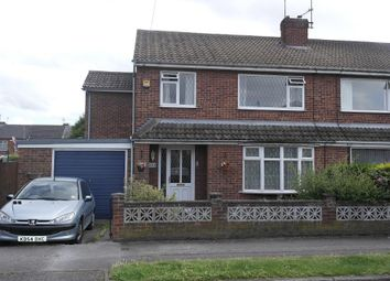 Thumbnail 4 bed semi-detached house for sale in Bedford Road, Hessle, Hull