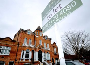 Thumbnail 2 bed flat to rent in Leigham Court Road, Streatham, London