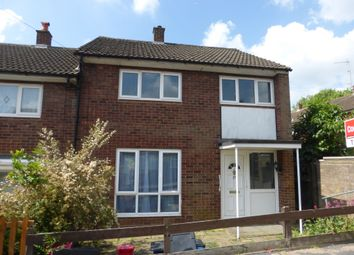 Thumbnail 3 bed end terrace house for sale in Collenswood Road, Stevenage
