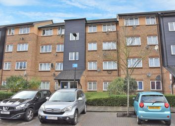Thumbnail 2 bed flat for sale in Cubitt Square, Southall, Middlesex
