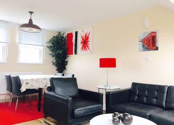Thumbnail 1 bed flat to rent in Brindley Close, Alperton/Wembley
