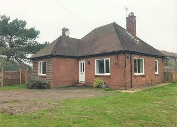 Thumbnail 3 bed detached bungalow to rent in Watlington, Oxfordshire
