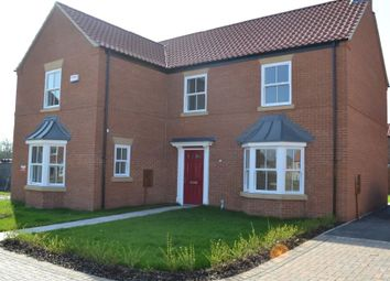 Thumbnail 5 bed detached house for sale in The Warwick, Willoughby Road, Alford, Lincolnshire