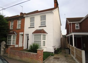 Thumbnail 3 bed end terrace house to rent in Dudley Road, Clacton-On-Sea