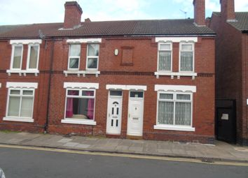 2 bed terraced house for sale in Cunningham Road, Doncaster DN1
