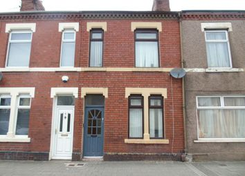 Thumbnail 2 bed terraced house for sale in Cornwall Street, Grangetown, Cardiff