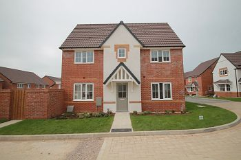 Thumbnail 3 bed semi-detached house to rent in Hurricane Drive, Calne, Wiltshire