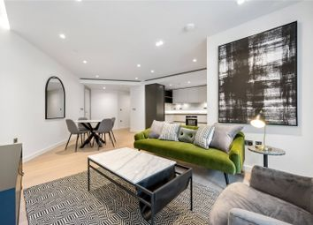 Thumbnail 2 bed flat to rent in Westmark Tower, West End Gate, London