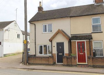 Thumbnail 3 bed end terrace house for sale in Woburn Road, Heath And Reach, Leighton Buzzard