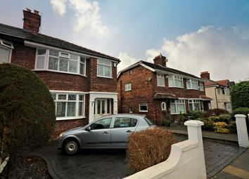 Thumbnail 3 bed semi-detached house for sale in Kenmore Road, Prenton