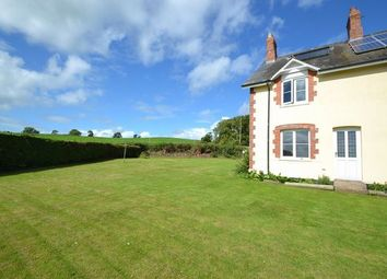 Thumbnail 2 bed end terrace house to rent in Bickleigh, Tiverton