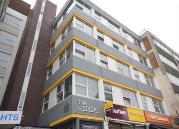 Thumbnail  Studio to rent in Peel Street, Luton