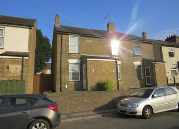 Thumbnail 2 bed end terrace house to rent in Lower Road, St. Mary Cray, Orpington