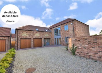 Thumbnail 5 bed detached house to rent in Oxborough Road, Boughton, King's Lynn