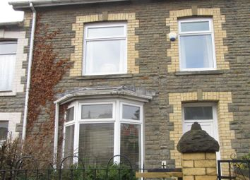 Thumbnail 4 bed terraced house for sale in The Avenue, Merthyr Tydfil, Glamorgan