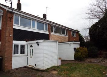 Thumbnail 3 bed terraced house for sale in Birkdale Close, Nuneaton, .