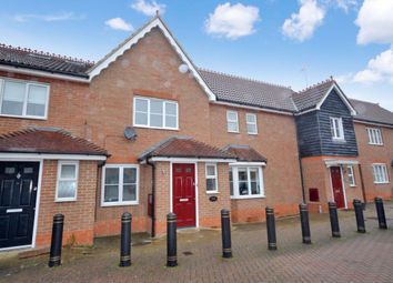 Thumbnail 2 bed terraced house to rent in Malkin Drive, Church Langley, Harlow