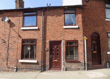 Thumbnail 2 bed terraced house for sale in Ball Haye Green, Leek, Staffordshire