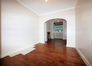 Thumbnail 3 bedroom terraced house for sale in Cedars Road, Stratford, London.