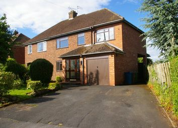 Thumbnail 5 bed property to rent in Chase Crescent, Brocton, Stafford