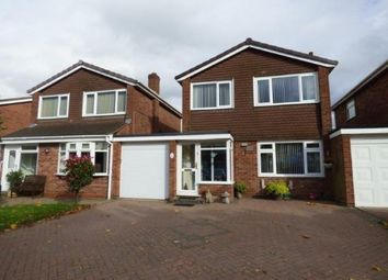 Thumbnail 3 bed link-detached house for sale in Willoughby Road, Tamworth, Staffordshire