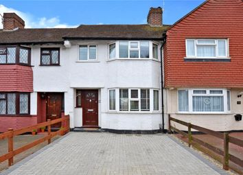 Thumbnail 3 bed terraced house for sale in Merrilands, Worcester Park