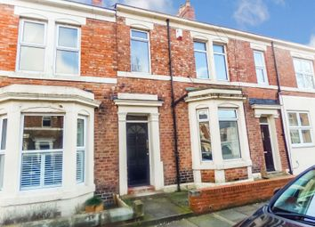 Thumbnail 3 bedroom terraced house to rent in Tenth Avenue, Heaton, Newcastle Upon Tyne