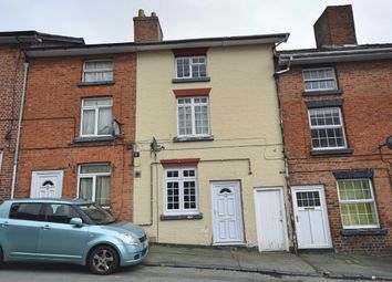 Thumbnail 3 bed terraced house for sale in Chapel Street, Newtown, Powys