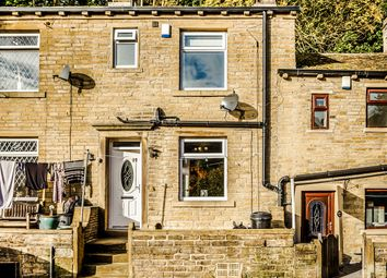 Thumbnail 2 bed terraced house for sale in Spring Bank, Luddenden, Halifax