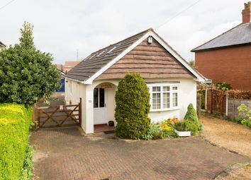Thumbnail 3 bed detached bungalow for sale in Greengate Lane, Knaresborough