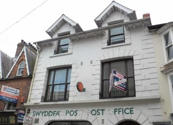 Thumbnail 2 bed flat for sale in 26 High Street, Cardigan