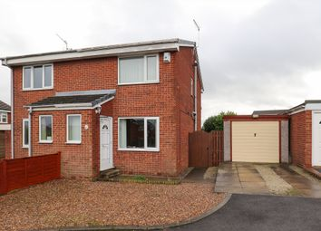 Thumbnail 2 bed semi-detached house for sale in Oakworth View, Halfway, Sheffield