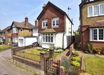Thumbnail 3 bed detached house for sale in Chart Lane, Reigate, Surrey